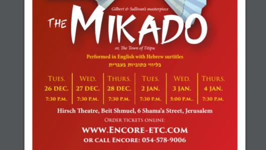 the mikado dec 26 28 2017 jan 2 4 2018 encore