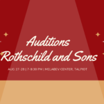 Rothschild and Sons Auditions